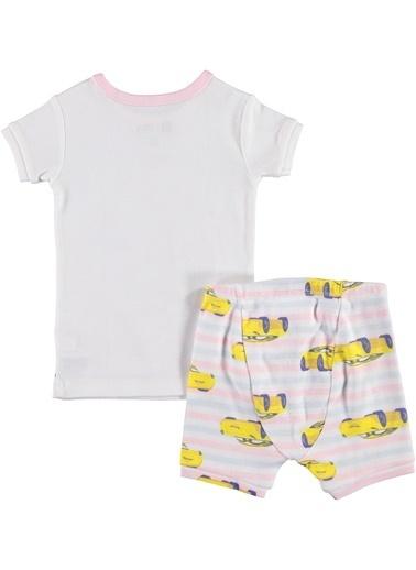 Gap Pijama Takım Beyaz